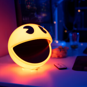 Pac-Man Sound Chip Lamp