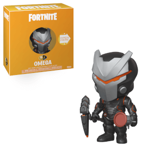 Fortnite - Omega Figura 5 Star