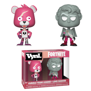 Figuras Funko Vynl. - Cuddle Team Leader y Love Ranger - Fortnite