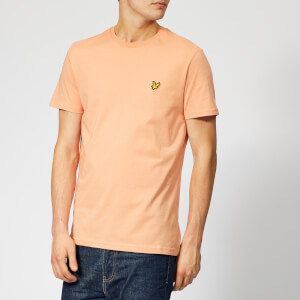 Lyle & Scott Men's Plain T-Shirt - Dusky Coral