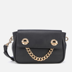 Hill & Friends Women's Creature Bag - Liquorice Black