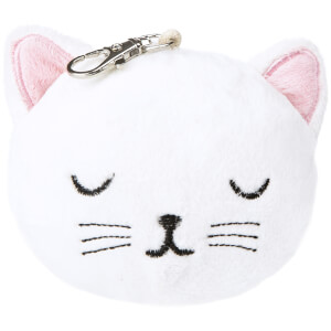 Sass & Belle Cutie Cat Plush Bag Charm