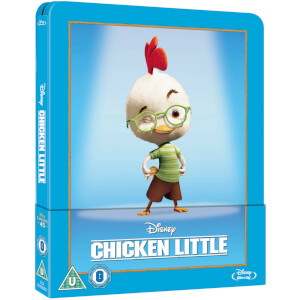 Chicken Little - Steelbook Exclusif Limité pour Zavvi Édition UK - (The Disney Collection #45)