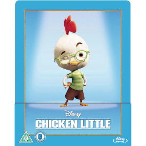 Chicken Little - Zavvi UK Exclusive Limited Edition Steelbook (The Disney Collection #45)