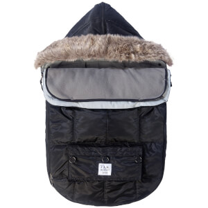 7 A.M. Enfant Le Sac Igloo - Black