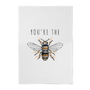 You're The Bees Knees Cotton Tea Towel
