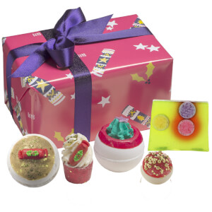Bomb Cosmetics Crackerlackin Gift Pack