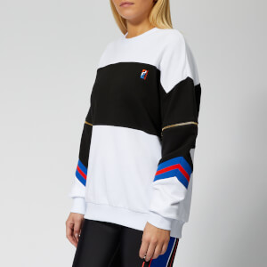 P.E Nation Women's Centurion Sweatshirt - White