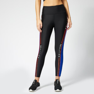 P.E Nation Women's Three Point Leggings - Black