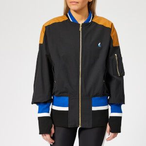 P.E Nation Women's Centre Jacket - Black