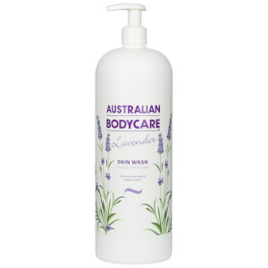 Australian Bodycare Lavender Skin Wash - 1L (Worth £63)