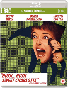 Hush…Hush, Sweet Charlotte (Masters of Cinema) Dual Format (Blu-ray & DVD) edition