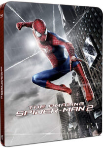 Amazing Spiderman 2 - Steelbook