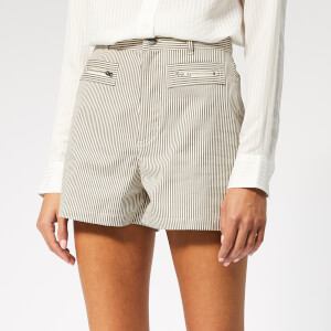A.P.C. Women's Angie Shorts - Grey