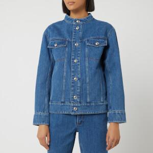 A.P.C. Women's Bailey Jacket - Indigo