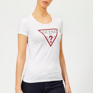 4109a64f Guess Women's Original T-Shirt - True White