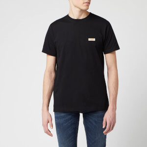 Nudie Jeans Men's Daniel Logo T-Shirt - Black