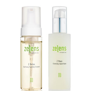 Zelens Double Cleanse Set (Worth £98)