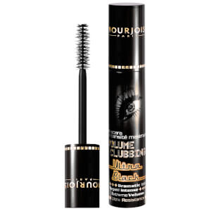 Máscara de Pestanas Volume Clubbing da Bourjois - Ultra Black