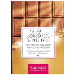 Bourjois Delice de Poudre Bronzing Powder - Light/Medium