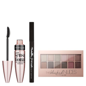 Maybelline Lash Sensational Blushed Nudes Eye Kit