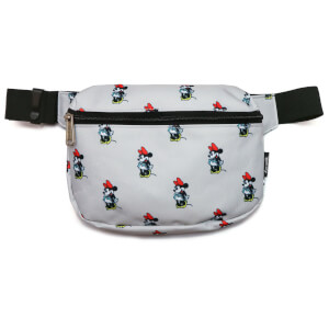 Loungefly Disney Minnie Mouse Riñoñera Estampada