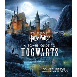 Harry Potter: A Pop-Up Guide to Hogwarts (Hardback)