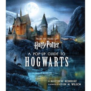 Harry Potter: A Pop-Up Guide to Hogwarts (Hardback)