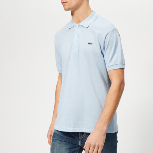 Lacoste Men's Classic Fit Marl Pique Polo Shirt - Clusi Chine