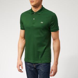 Lacoste Men's Classic Logo Pima Polo Shirt - Green