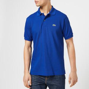 Lacoste Men's Classic Fit Pique Polo Shirt - Captain