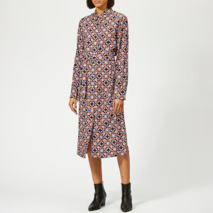 A.P.C. Women's Karen Dress - Dark Navy