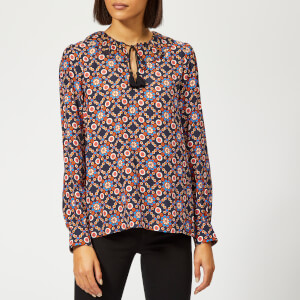 A.P.C. Women's Debbie Blouse - Dark Navy