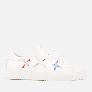 Axel Arigato Women's Clean 90 Bird Leather Trainers - White