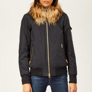 Woolrich Women's Silverdale Bomber Jacket - Clay