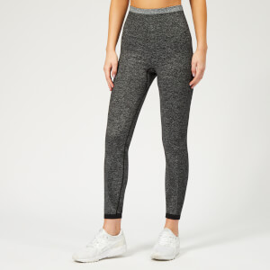 LNDR Women's Tone 7/8 Leggings - Dark Grey Marl