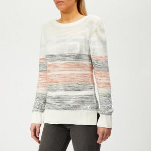 Barbour Women's Littlehampton Top - White Stripe