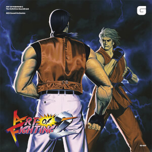 Art Of Fighting II 2xLP