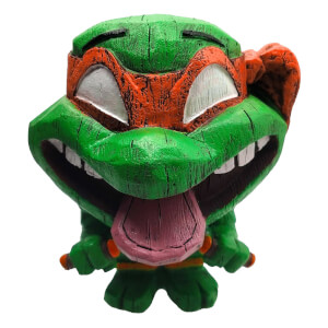 FOCO Teenage Mutant Ninja Turtles Michelangelo Eekeez Figur