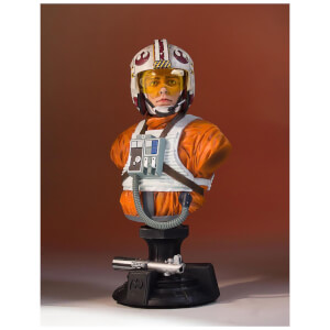 Gentle Giant Star Wars: Episode IV Luke X-Wing Pilot 1/6 Bust 17cm - 40th Anniversary SDCC 2017 Exclusive