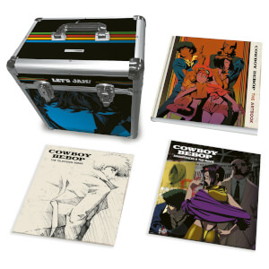 Cowboy Bebop Ultimate Edition (Limited to 1000 Copies)