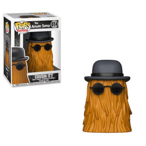 The Addams Family Cousin Itt Pop! Vinyl Figure