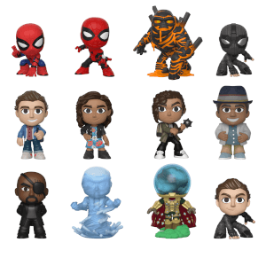 Marvel Spider-Man Far Frome Home Mystery Minis