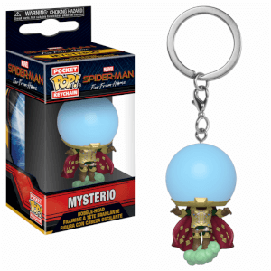 Marvel Spider-Man Far From Home Mysterio Pop! Keychain