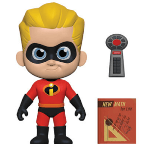 Disney Funko 5 Star Vinyl Figure: Incredibles 2 - Dash