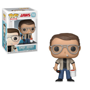 Figurine Pop! Les Dents De La Mer - Chef Martin Brody