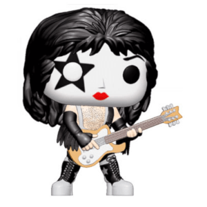 Pop! Rocks KISS Starchild Funko Pop! Figuur