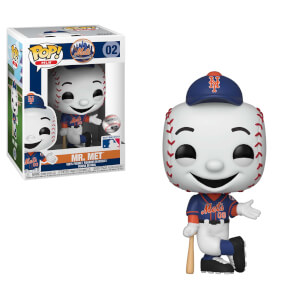 MLB Mr Met Pop! Vinyl Figure