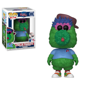 MLB Phillie Phanatic Pop! Vinyl Figure