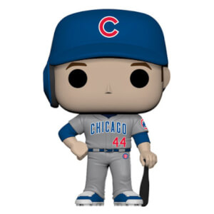 MLB New Jersey Anthony Rizzo Pop! Vinyl Figure